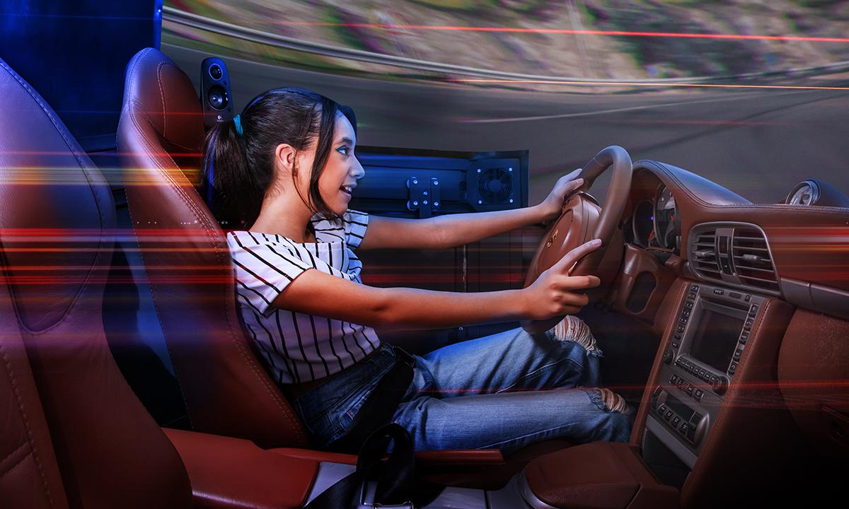 Stock Car em Gramado: agora você pilota a 360km/h.