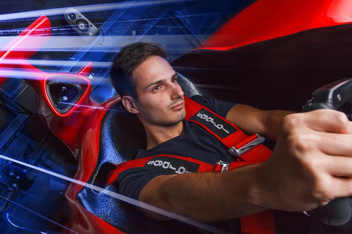 Ande de Ferrari em Gramado a 300 km/h.