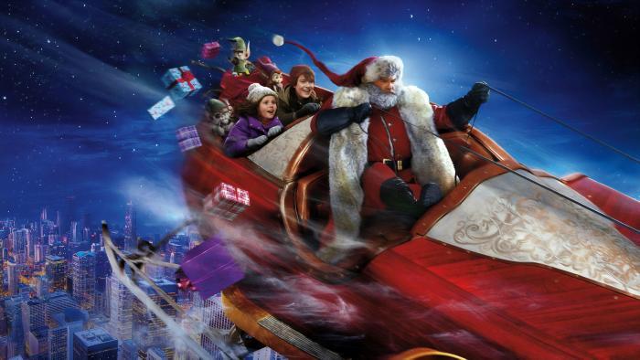 Passeio no Trenó do Papai Noel em Gramado