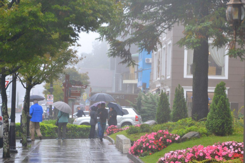 O que fazer em Gramado em dias de chuva.
